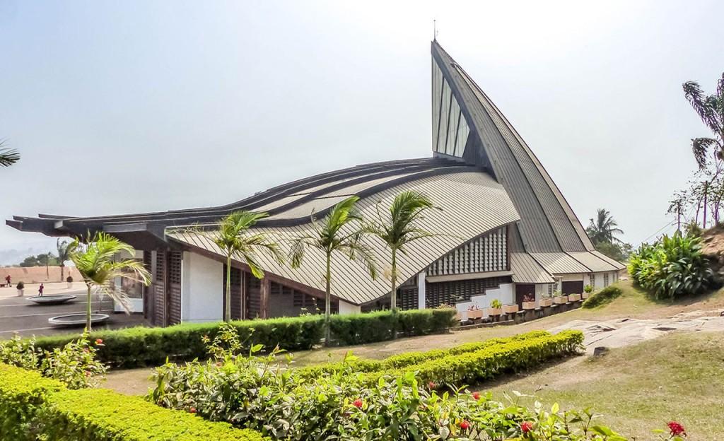 Yaounde au Cameroun