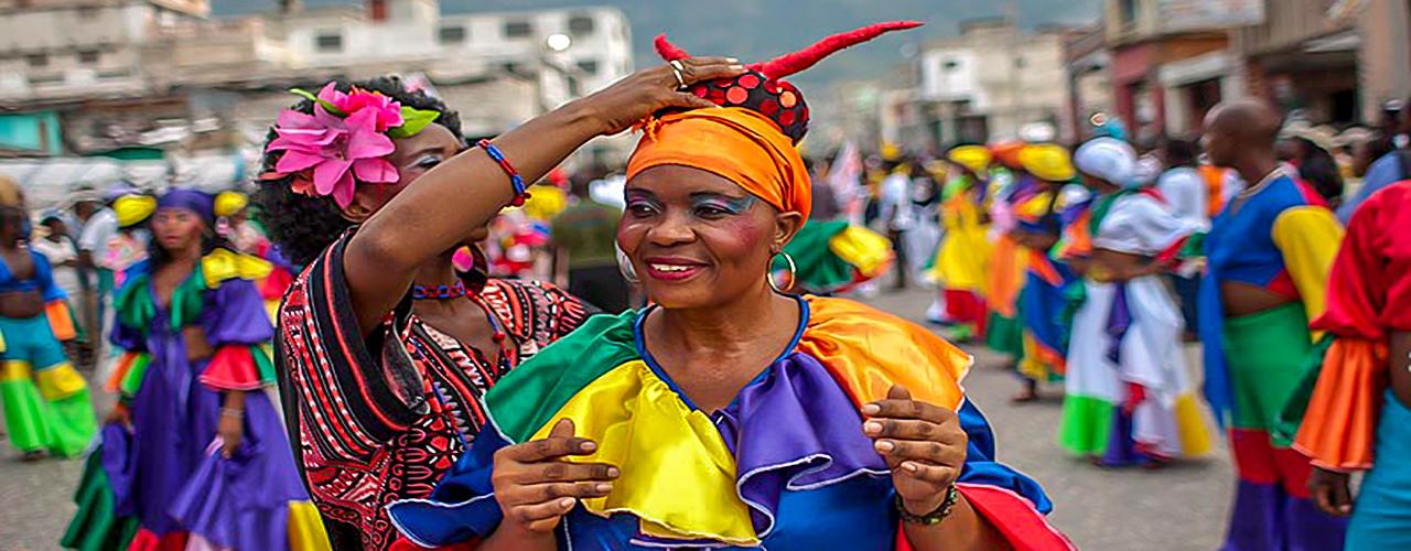 Festival culturel au cameroun