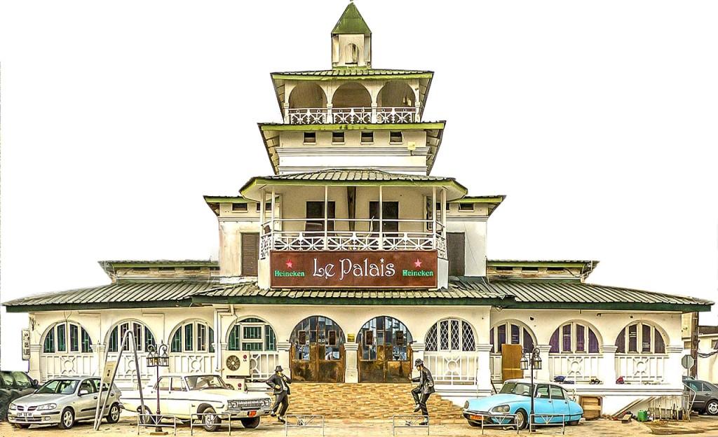 Palais des rois bell