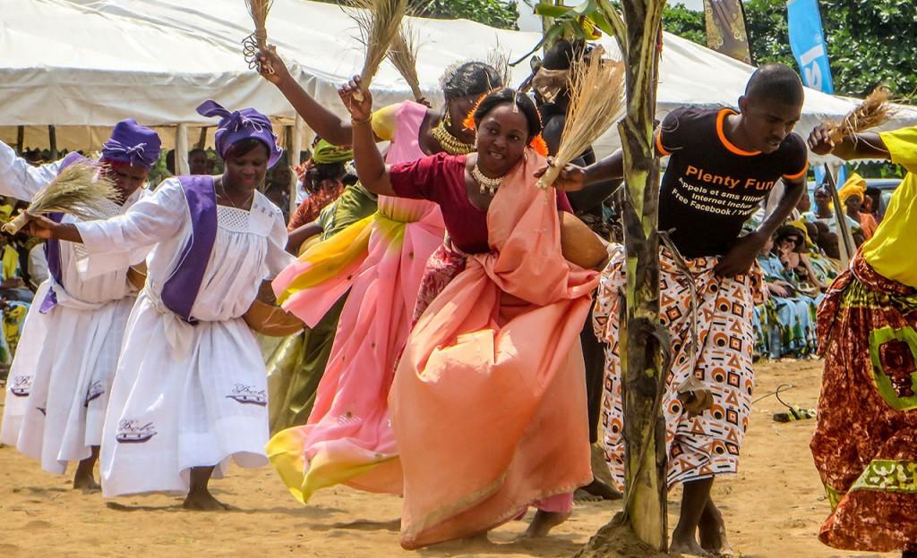 Le festival du Ngondo à Douala-Cameroun