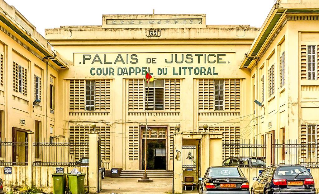 Palais-de-justice de Douala