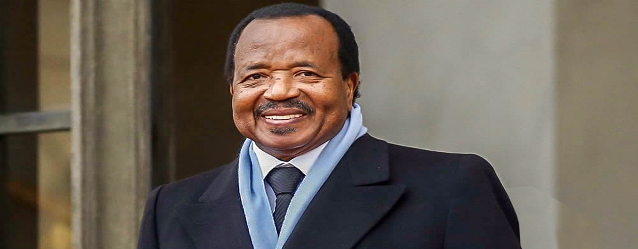 Son excellence Paul Biya