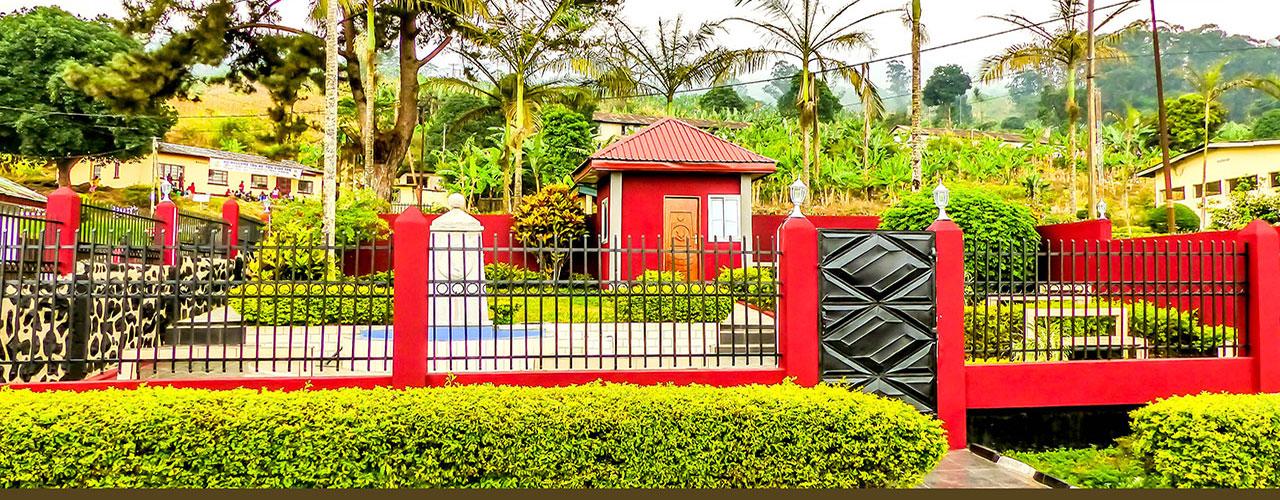 Fontaine-Bismarck à Buea au Cameroun