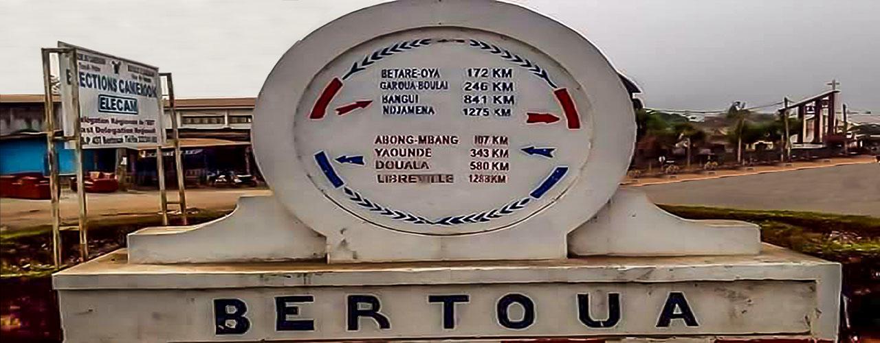 Bertoua au Cameroun