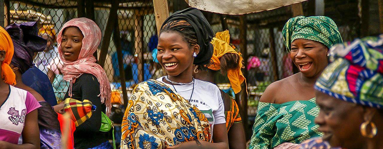 Femmes au Cameroun