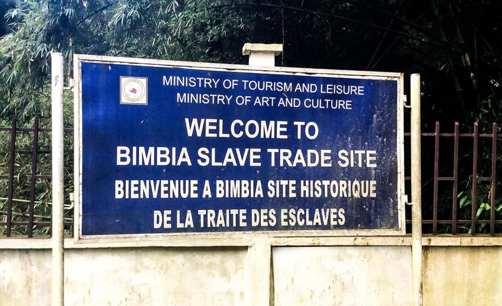 Bimbia au Cameroun