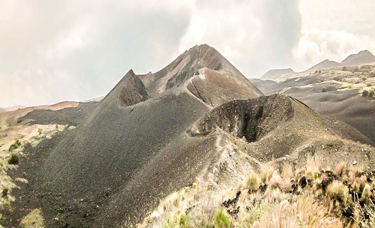 Cratere du Mont Cameroun