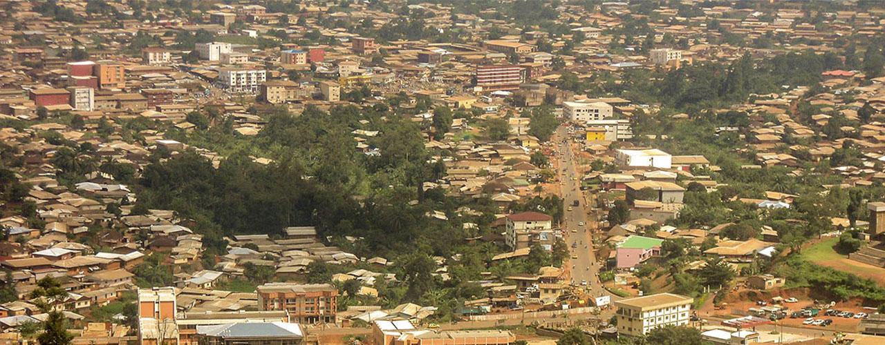 Dschang au Cameroun