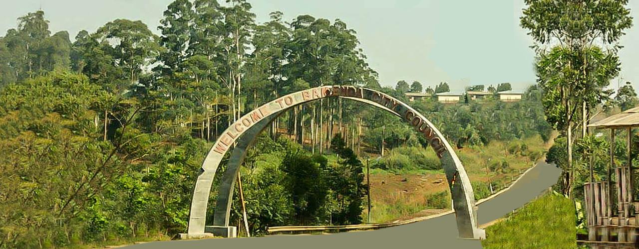 Bamenda au Cameroun