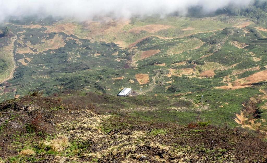 Le Mont Cameroon