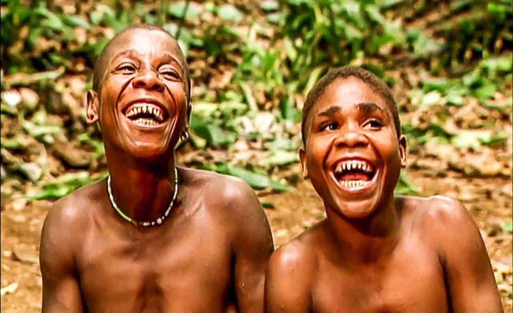 Pygmées au Cameroun