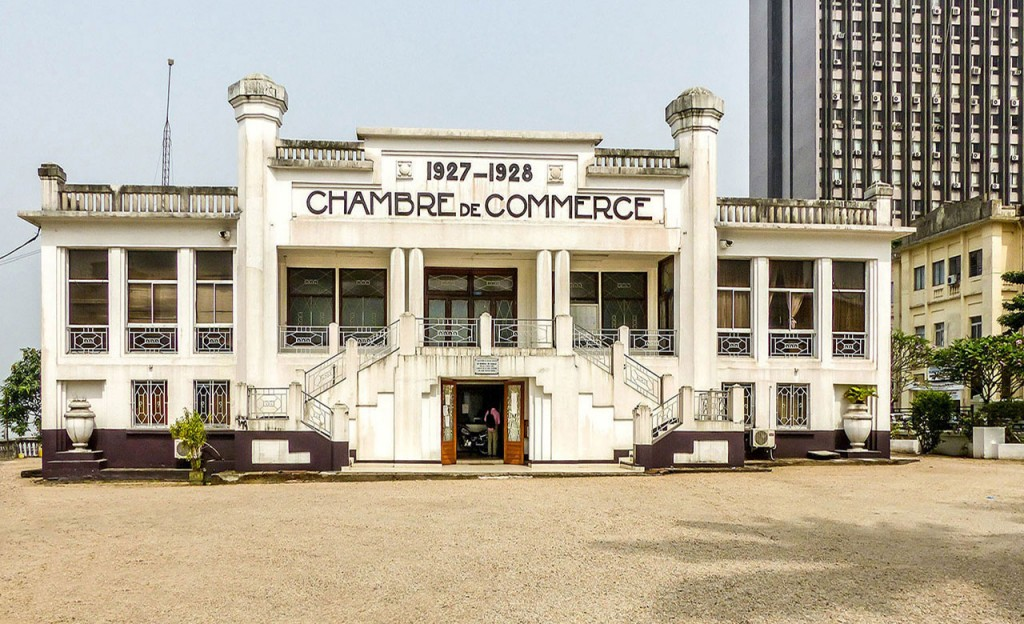 Chambre du commerce Douala
