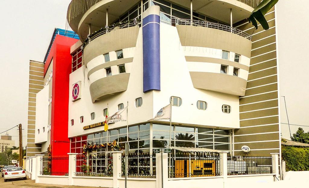 Musée maritime de Douala