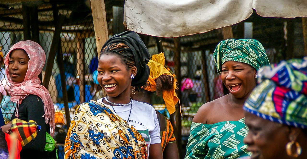 Fermmes au Cameroun