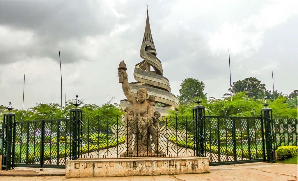 Monument de la Reunification du Cameroun