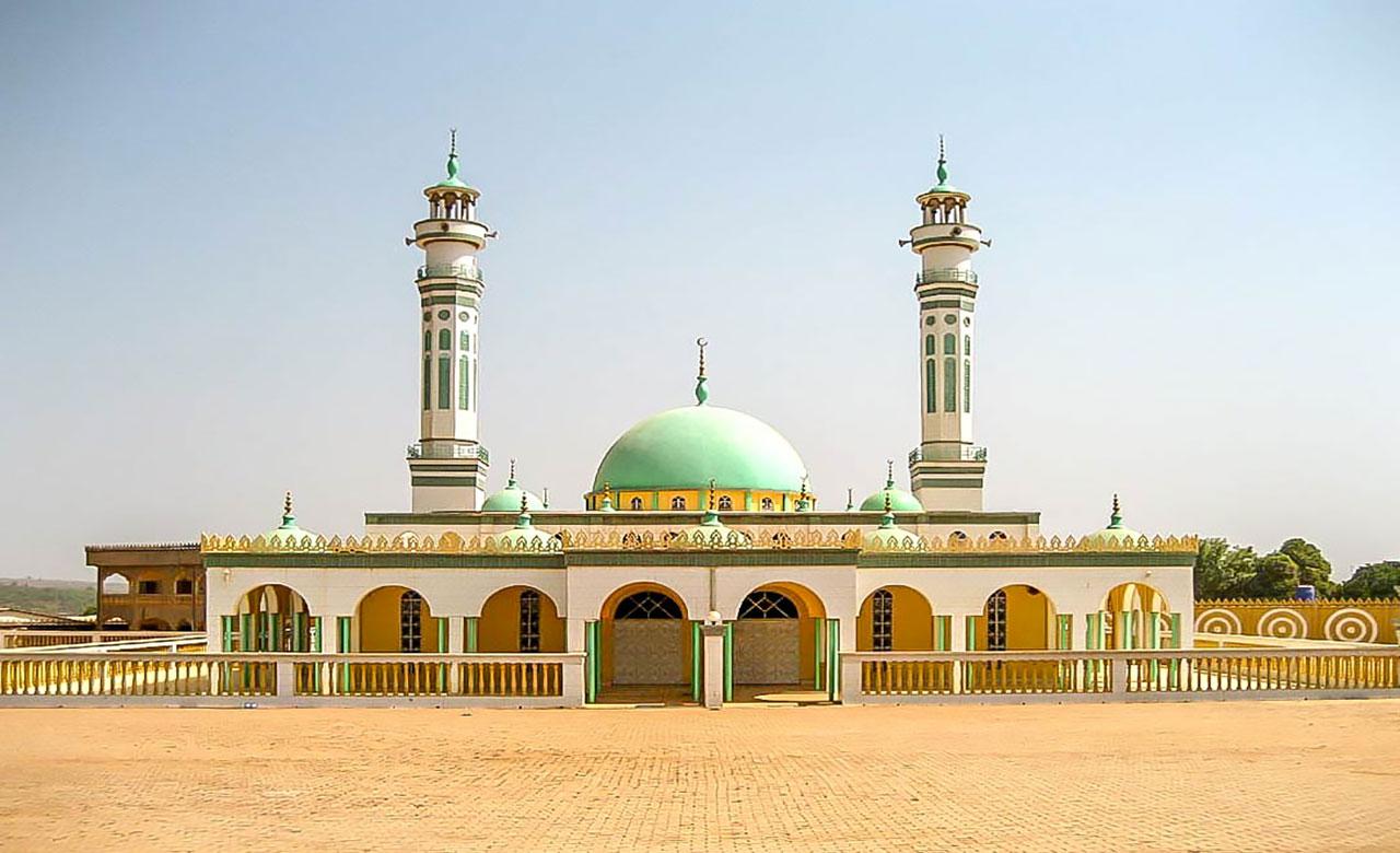 Mosquée-de-Ngaoundéré
