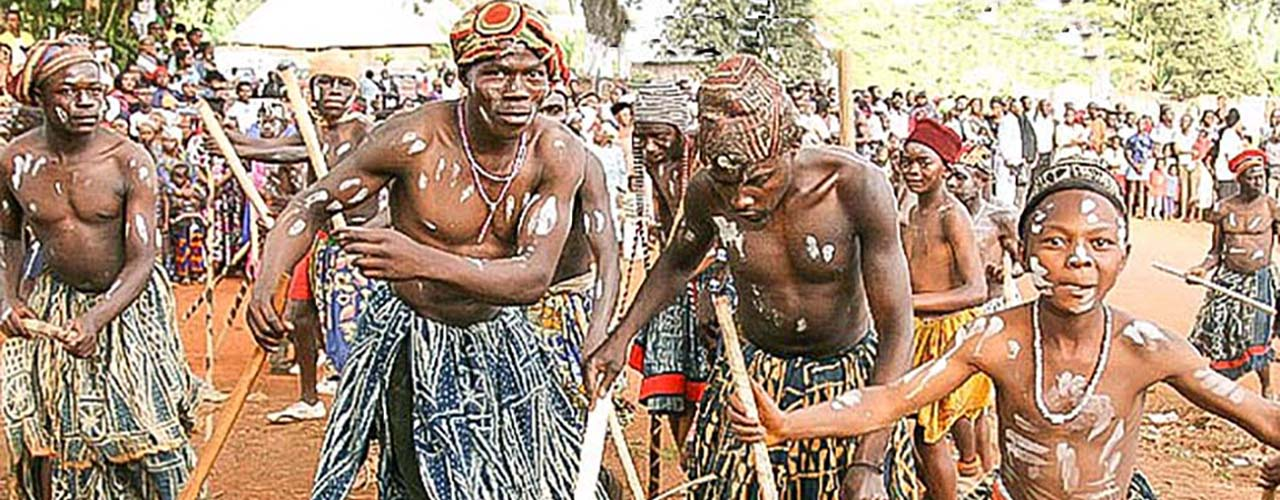 Danse traditionnelle Bamileke