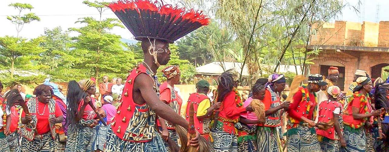 Danse traditionnelle Bamileke