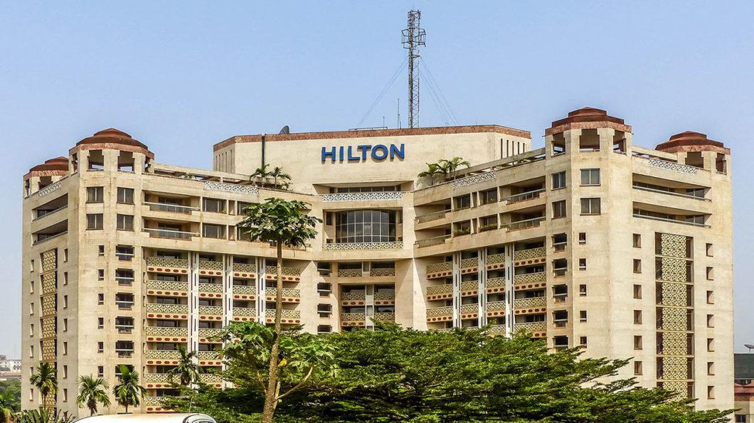 Hotel-Hilton Yaounde