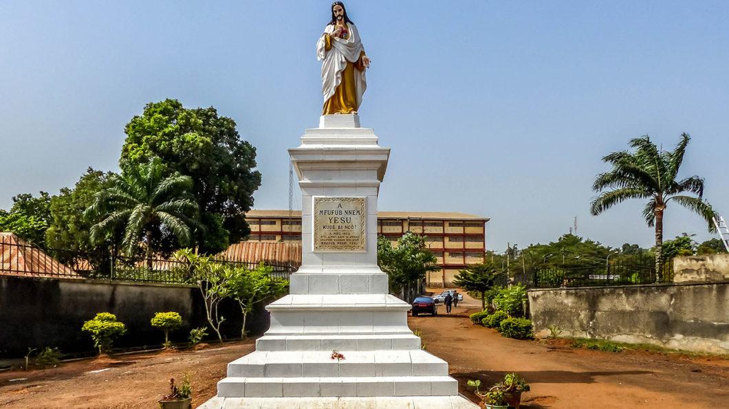 Monument de Jesus