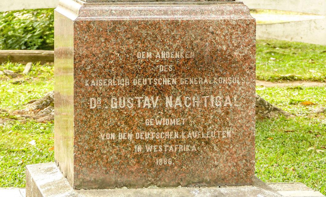 Memorial de Nachtigal