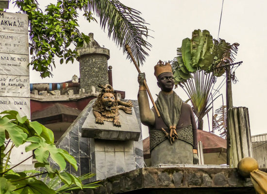 Monument des Rois Akwa