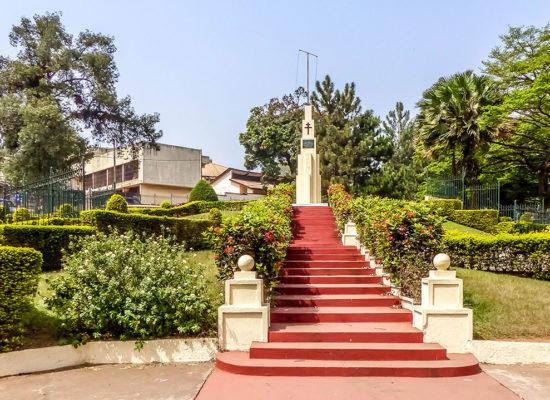 Monument du Colonel Leclerc Yaounde