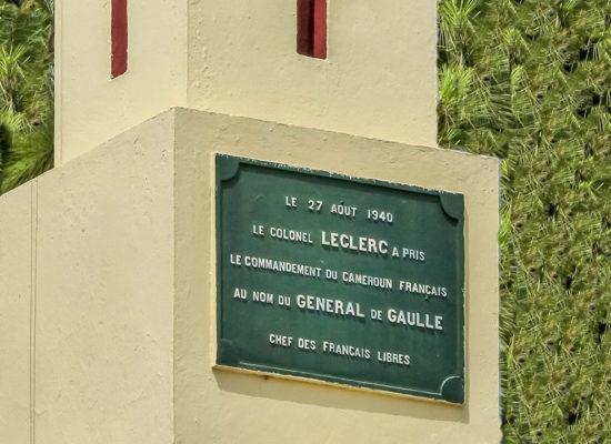 Monument-du-Colonel-Leclerc-Yaounde