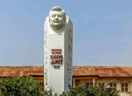 Monument du Docteur Jamot