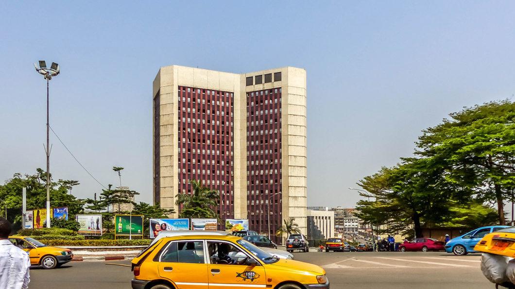 Immeuble de Yaounde