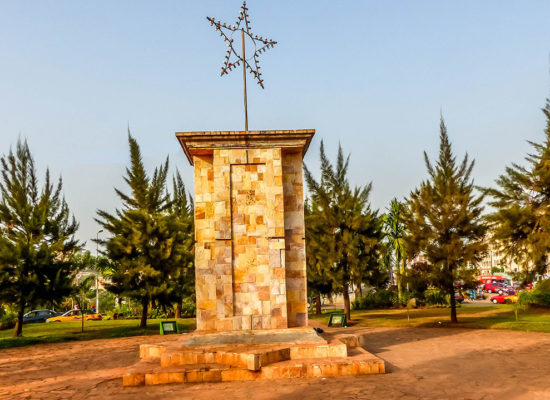 Monument de Yaounde