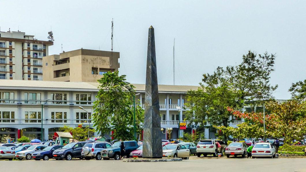 Monument de Douala