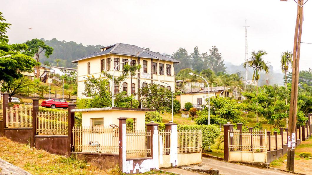 Buea au Cameroun