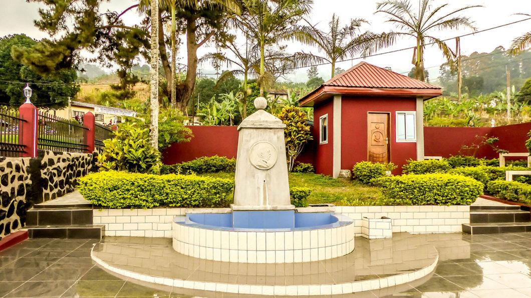 La fontaine Bismark Buea