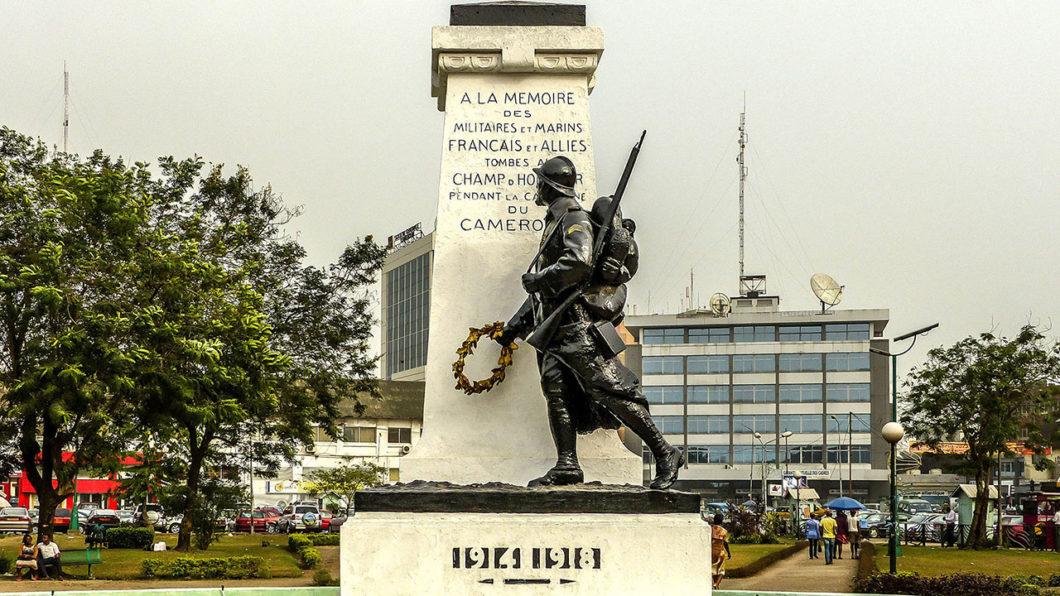Le monument du soldat inconnu